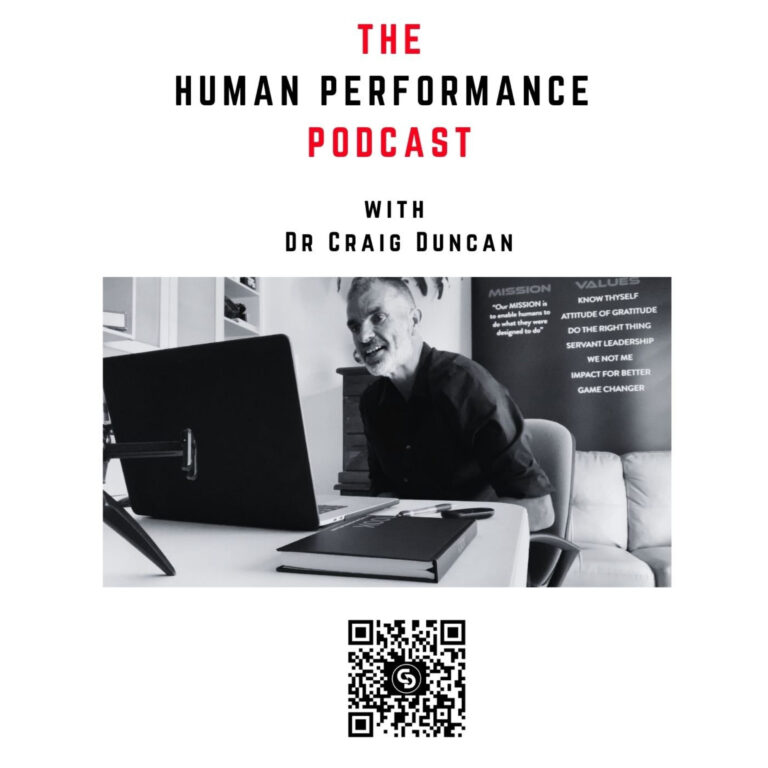 The Human Performance Podcast with Dr Craig Duncan
